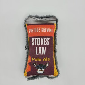 Stokes' Law Chew Toy